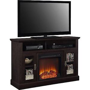 50 Inch Electric Fireplace TV Stand